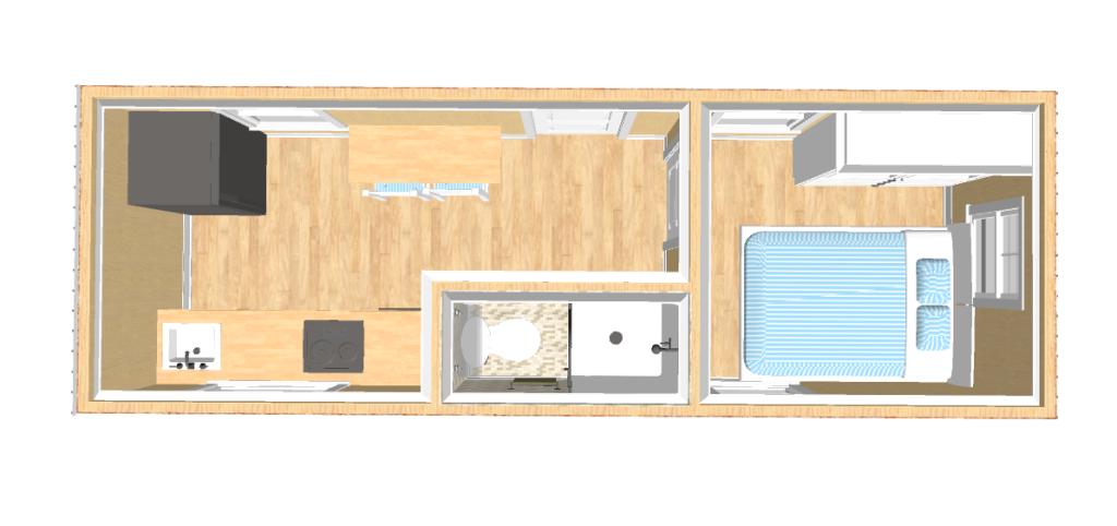 Tiny House Plans Tiny House Houston